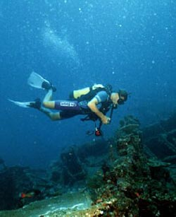 bali fishing scuba dive adventures